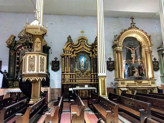 Iglesia de San José: INTERIOR