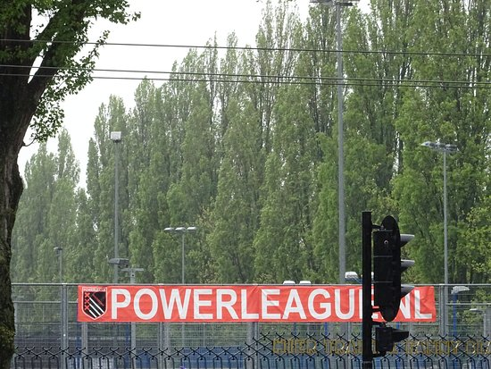 Powerleague Olympiaplein