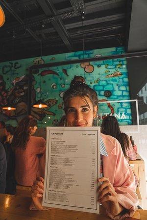 our menu :)