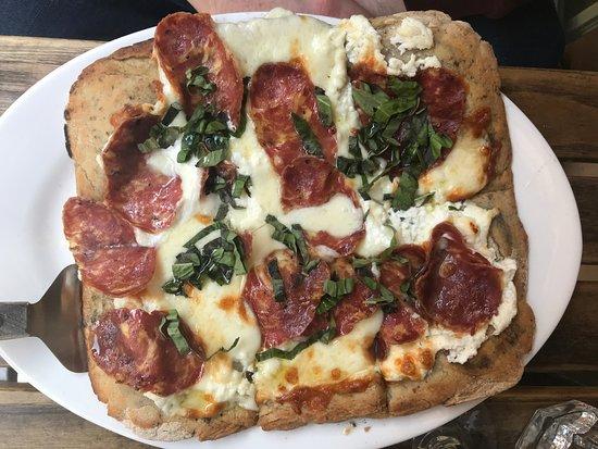 Gluten Free Pizza Restaurants Nyc