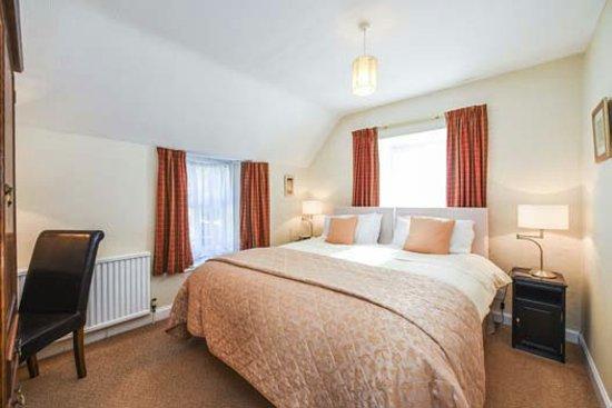 Kippford, UK: Bengairn Suite - Superking double bed 