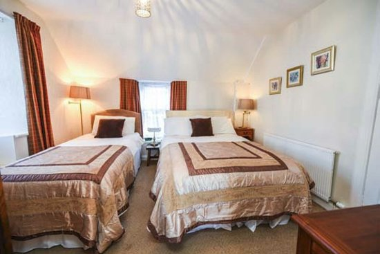 ‪‪Kippford‬, UK: Screel Suite - Double & Single beds for twin or double occupancy‬