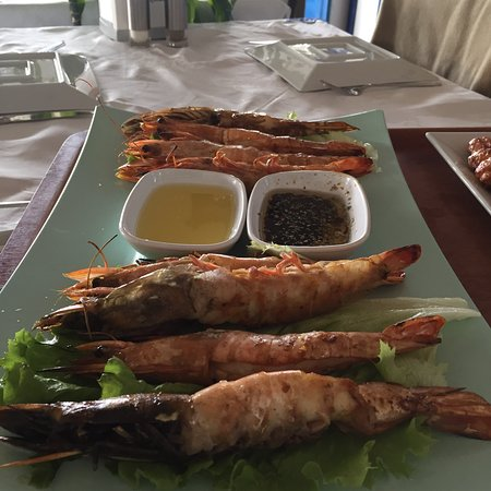 Buyukcekmece, ตุรกี: Maydanoz Gökova Balık Restaurant