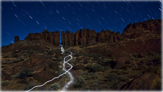 Quincy, WA: The Feathers at Frenchman Coulee near Vantage, Washington