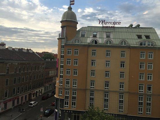 維也納火車西站一號汽車旅館照片