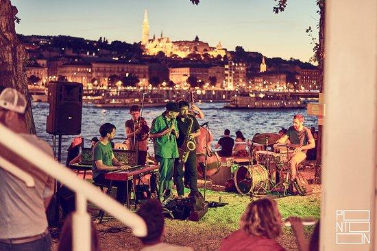 Pontoon Budapest