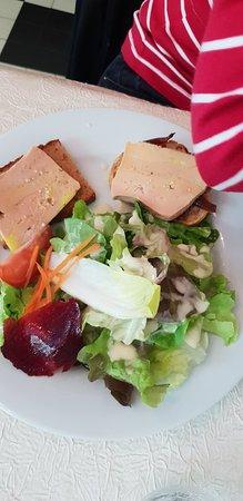 Montlaur, Γαλλία: Restaurant - Bar L'Oustalet
