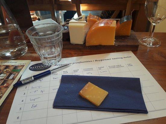 Reypenaer Cheese Tasting Room