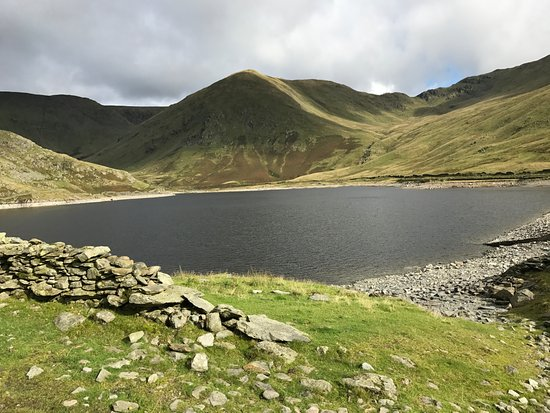 Kentmere, UK: early Autumn 2017, lots of water