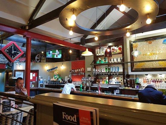 The Foundary, Perth, Scotland - inside