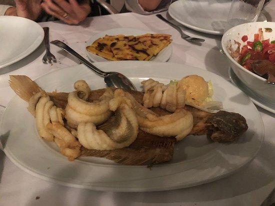 Beykoz, تركيا: sole fish