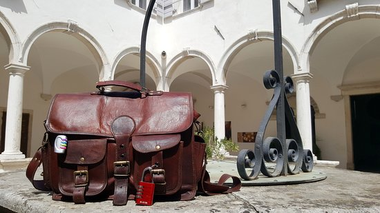 Piran, Slovenia: Do you have the courage to open the bag and embark on an adventure?