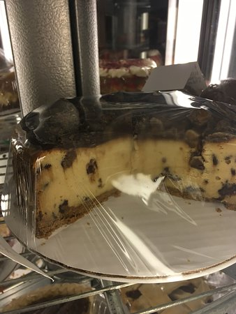 Auburn, NH: some deadly cheesecake