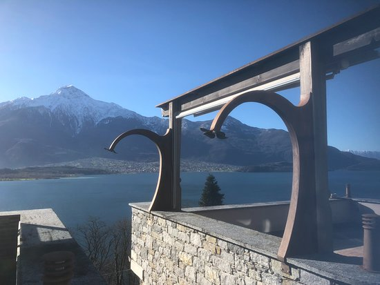 Trezzone, Italia: view from terrace