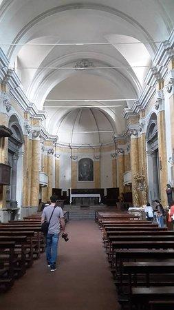 Chiesa di San Francesco: Interno Chiesa