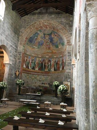 Carinola, Italien: interno10