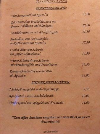 Jochberg, ออสเตรีย: Ausschnitt aus der Karte