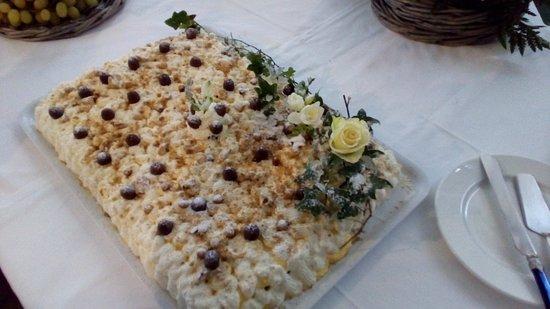 Castagnole Monferrato, İtalya: Torta