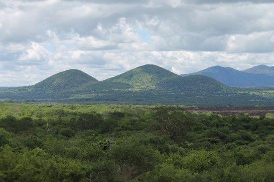 Chyulu Hills National Park照片