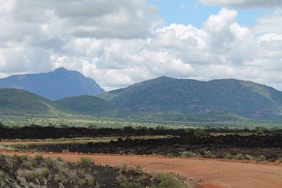 Chyulu Hills National Park Photo