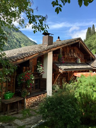 Hollersbach im Pinzgau, النمسا: Perfect stpot to disconnect for a couple of days