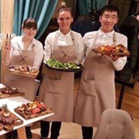 Nakhabino, รัสเซีย: Рай для любителей мяса