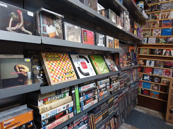 Ben O'Neill Music Shop and Art Gallery: Boxsets, dvd, Cd and more #Souljazz