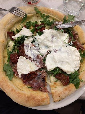 Pizzeria Desideria: PIZZA MARTINA: .... dopo