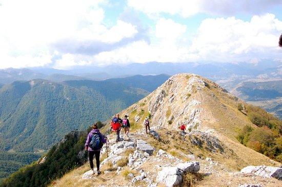 Sentiero F2 di Val Fondillo