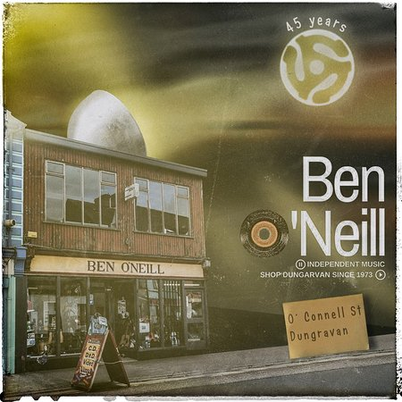Ben O'Neill Music Shop and Art Gallery