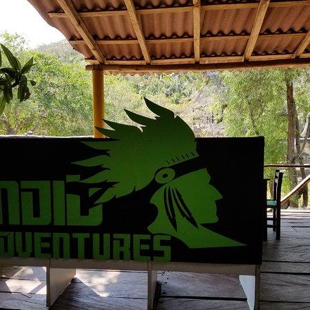 Zipline Adventure ภาพถ่าย