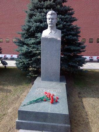 Lenin's Mausoleum: Tumba de Stalin