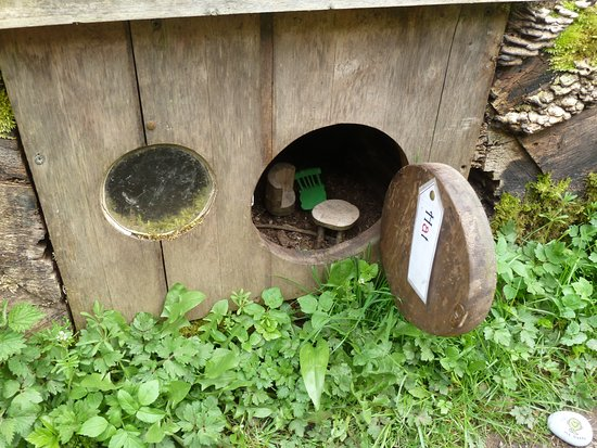 Temple Sowerby, UK: Fairy house