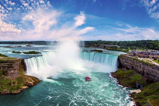 Ontario, Canada: Horseshoe Falls, Niagara Falls