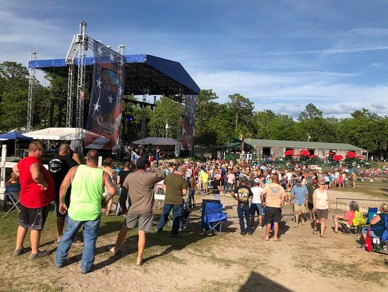 Spirit of the Suwannee Music Park: The Main Stage