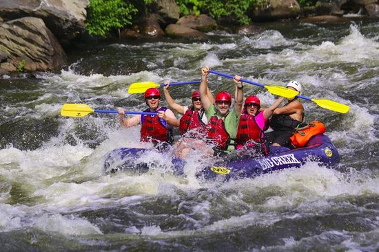 Big Creek Expeditions: Crew #2