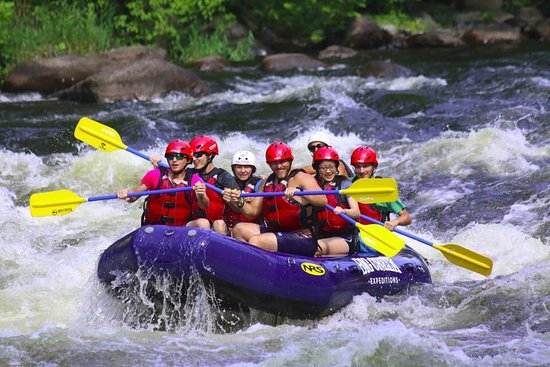 Big Creek Expeditions: Crew #1