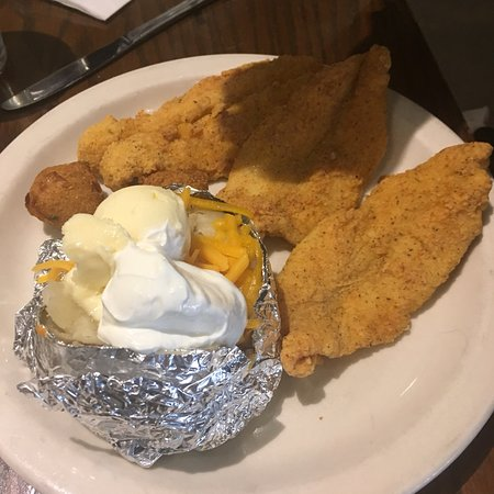 Marble Falls, TX: Food