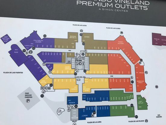 5cd850b9b2 photo0.jpg - Picture of Orlando Vineland Premium Outlets, Orlando ...