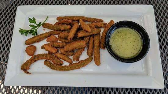 Grand Rapids, OH: Fried Green Beans Appetizer