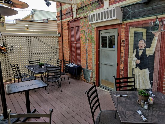 Grand Rapids, OH: Outdoor Patio 1
