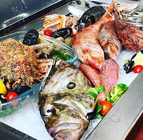 Konoba skoblar zadar recenze restaurace tripadvisor for Daily fresh fish