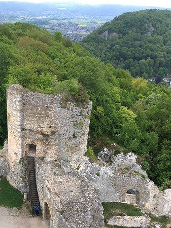 Leymen, ฝรั่งเศส: Burg Landskron