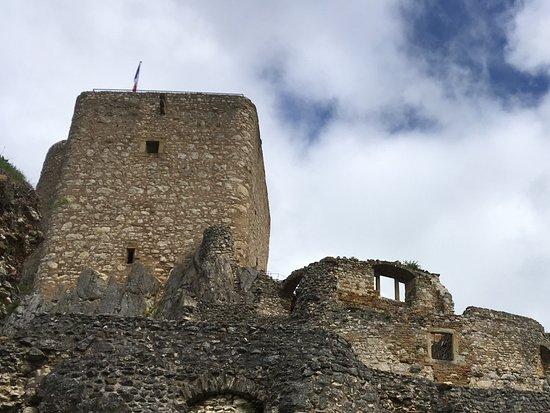 Leymen, Frankrike: Burg Landskron