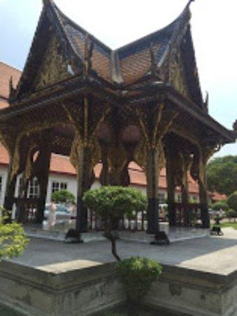 พิพิธภัณฑสถานแห่งชาติกรุงเทพ: thai architecture