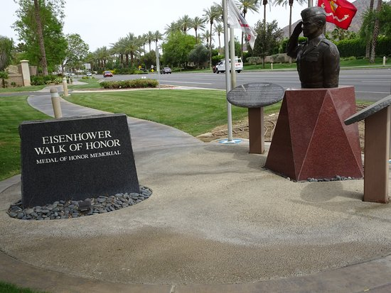 Eisenhower Walk of Honor