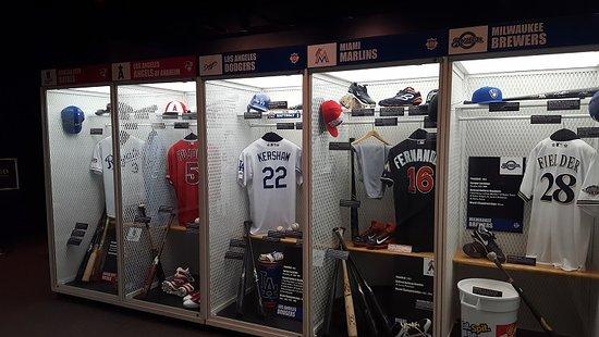 each mlb team on display picture of national baseball hall of fame rh tripadvisor com