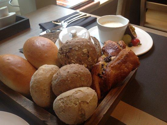 Lichtaart, Belgia: Lekker ontbijten in een huislijke sfeer