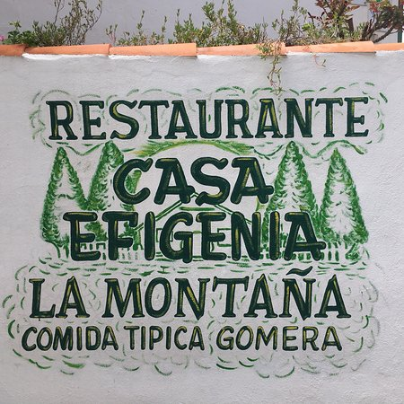La Montana - Casa Efigenia Photo