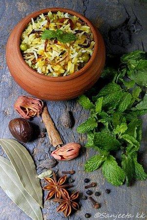 Ortakoy, Tyrkia: arabic food اكلات عربية